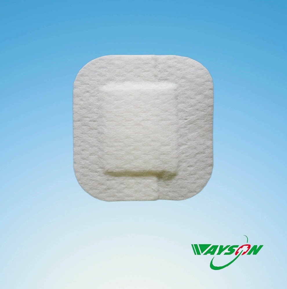 surgical dressing procedure, disposable dressing set, non woven adhesive dressing