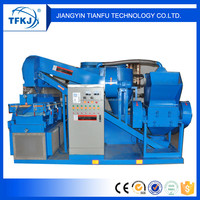 CE TF600C Automatic scrap copper wire recycling machine cable granulator(High Quality)