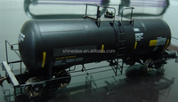 HO/N Scale Hobby train Tank car models