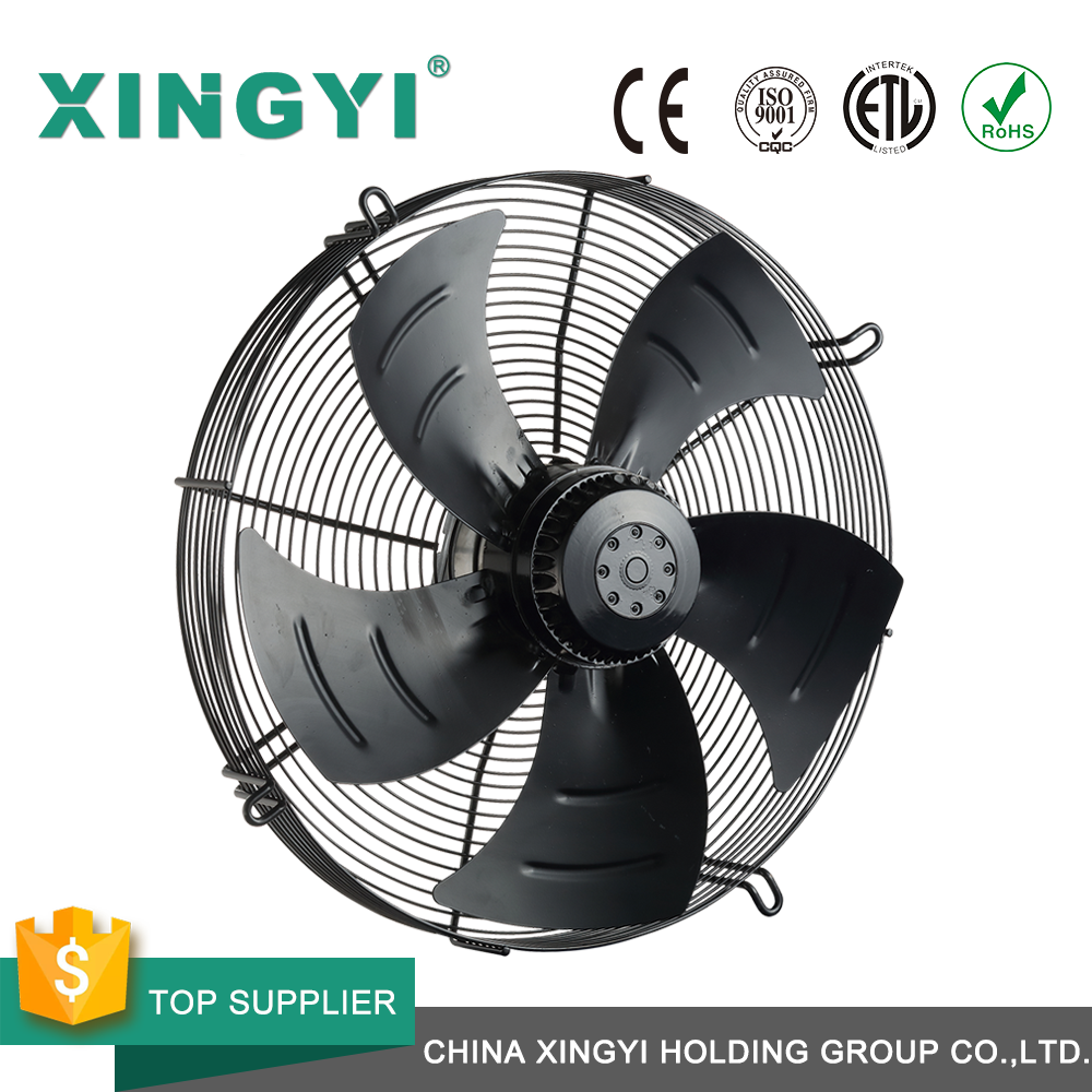 FZY710-6 A wall mounted aeration aquaculture air blower 1hp 30 inch exhaust propeller fan