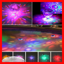 The new 2014 underwater light Colorful floating bathtub lamp 2013 led lamp for swimming pool