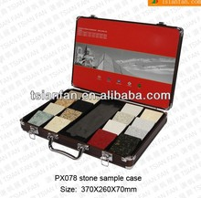 Granite slab display sample box-PX078