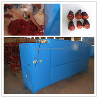 High capacity save labour red chilli stem cutting removing machine//0086-3673629307