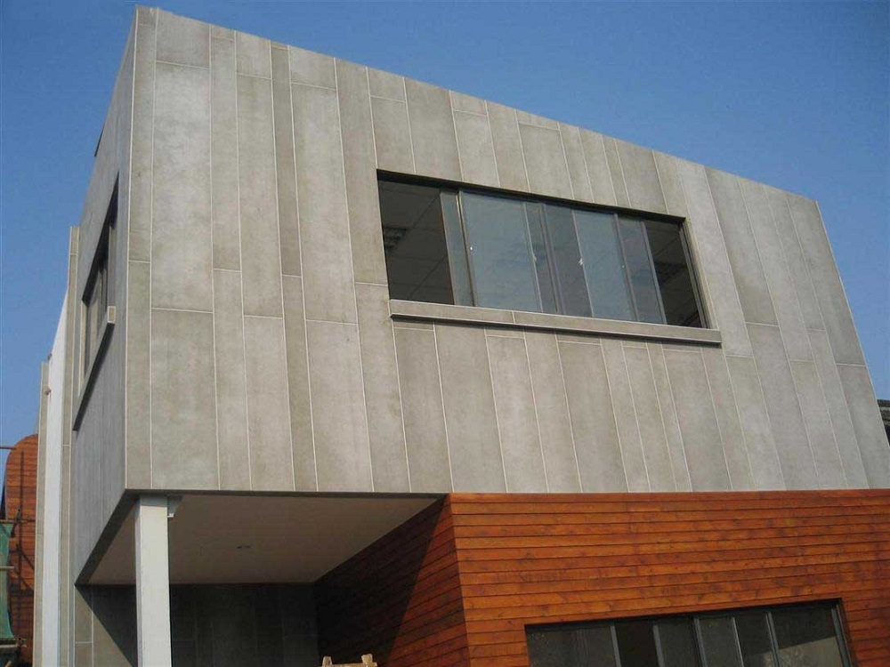 Exterior Cladding Wall Cellulose Fiber Cement Board 4 X8 2400x1200 10mm 100 Non Asbestos Fiber