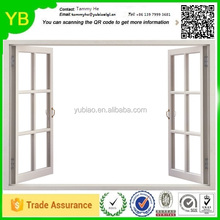 Chinese factory steel sliding window frame parts sizes