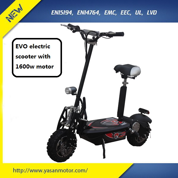 Quality and stable folding two wheel gyro electric scooter for sale