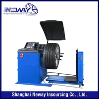 Factory best sell manual wheel balancer alignment