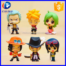 Japanese One Piece Animation Figurine Custom Figure Toy