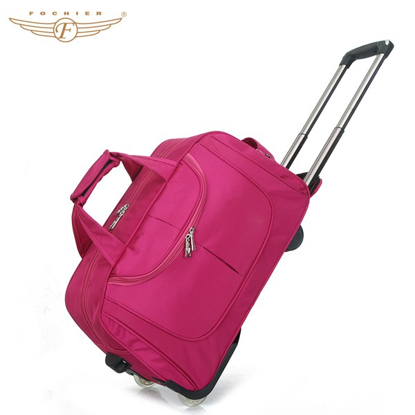 Custom Made Trolley Duffle Bag Latest Model Travel Bags on Wheels