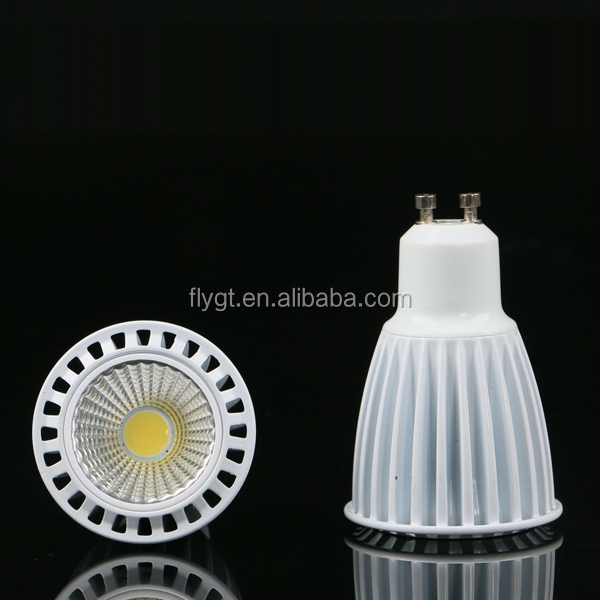 IC driver MR16 GU10 COB 3W 5W 7W led spotlight lamp