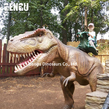 Sale Amusement Park Rides Rocking Dinosaur Toy