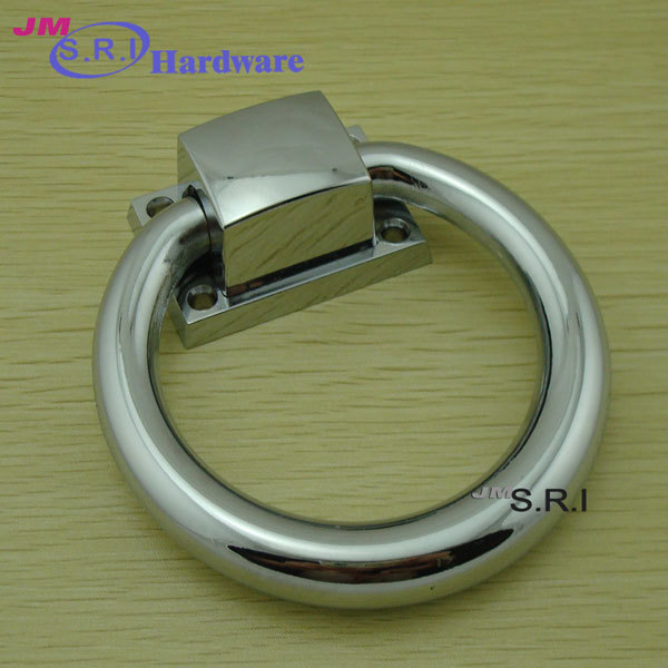 High quality zinc alloy cabinet ring pull ring handle ring for Cabinet door sample bags