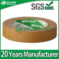 High quality cheap adhesive colored masking tape jumbo roll