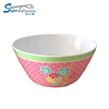 Small Transparent Melamine Plastic Salad Bowls