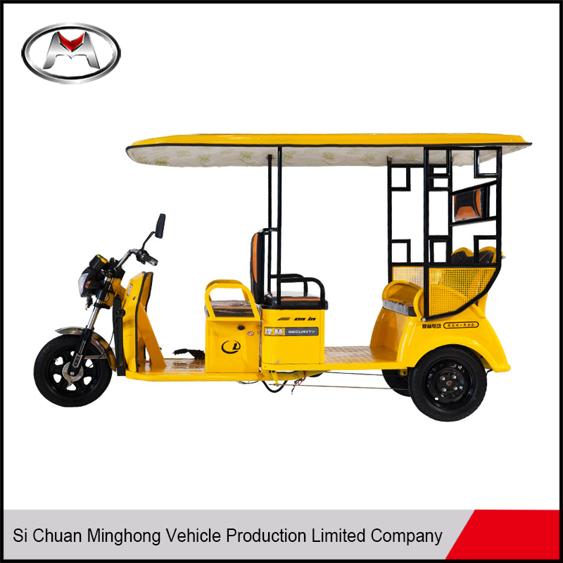 2017 hot sale popular passenger electric tuk tuk for sale