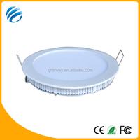 2014 new products high lunmen CE ROHS with 3 years warranty high quality 9 watt led round panel light