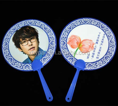 promotion paper hand fans wholesale