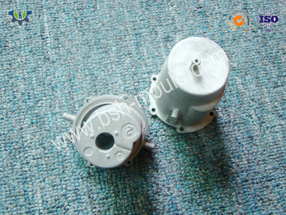 Aluminum alloy die casting air conditioner spare part
