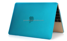 2015 High Quality Factory Price Crystal Design Waterproof Transparent Hard Cover Case for Macbook Air and Macbook Pro