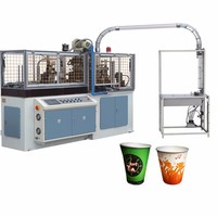 China Ce Cheap Price paper coffee cup making machine