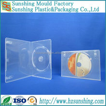 Alibaba Wholesale Cheap Clear Plastic CD DVD Case