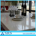 white sparkle quartz countertop