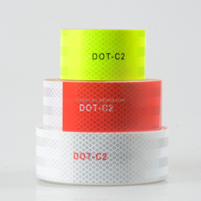 DOT-C2 reflective tape for car