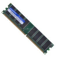 free shipping Full compatible ddr memory ram pc3200 400MHZ 1GB 64*8 for desktop