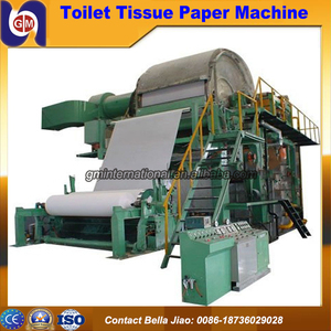 Machines for making jumbo roll toilet paper facial tissue and paper napkin out of hemp, straw,bamboo,wood