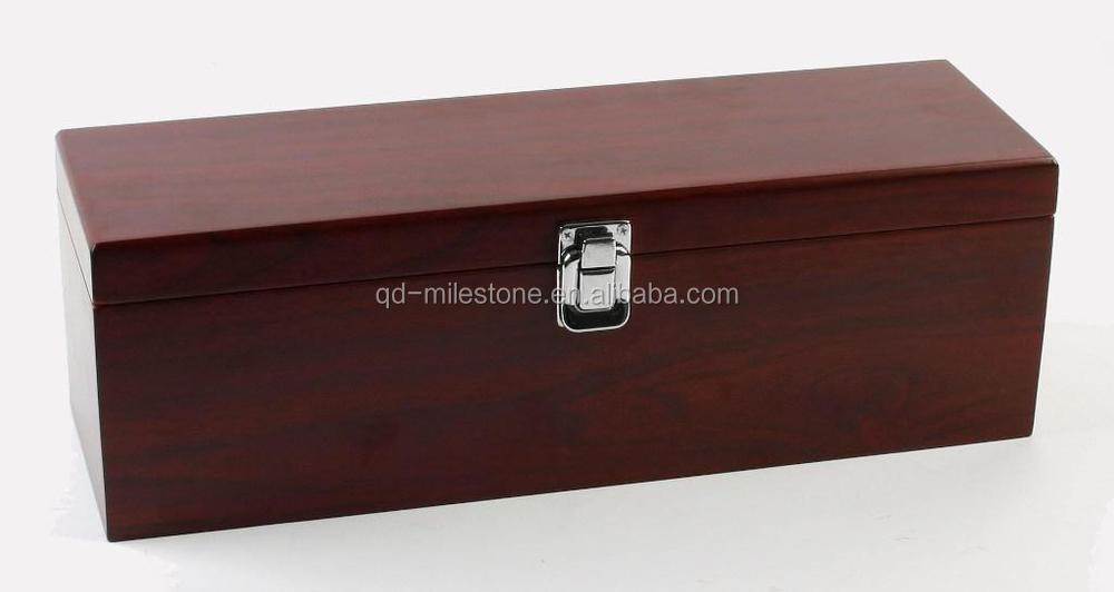 wholesale wooden wine box,wine bottle carrier