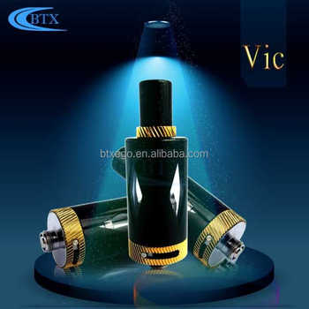 Best selling VIC atomize in stock 3.0 ml atomizer refillable ,free sample