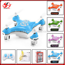 CX-10 Quadcopter Mini drone 4 Channel 6 Axis Gyro 360 Degree Stunt rc helicopter best gift for kids