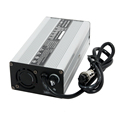 Lithium Ion Battery Charger 36V 5Amp, 6Amp