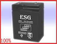 Sealed Lead Acid Storage Battery free 6v4ah