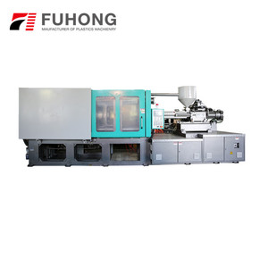 Ningbo Fuhong 240ton 240t 2400kn plastic pvc soles shoe injection molding moulding machine for make shoes