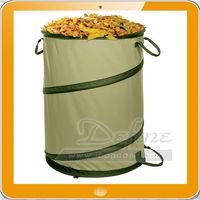 Collapsible Polyester Pop Up Garden Bag