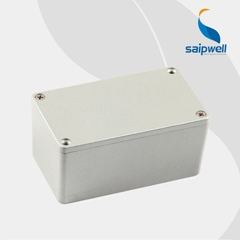 IP66 Aluminum Project Box Enclosure Case 115*65*55mm