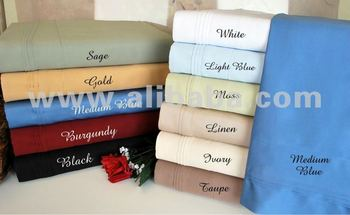 100% Egyptian Cotton Wholesale - 650 Thread Count