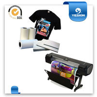 Dye sublimation photo paper / inkjet printing sublimation transfer paper korea quality 80gsm 100gsm 120gsm