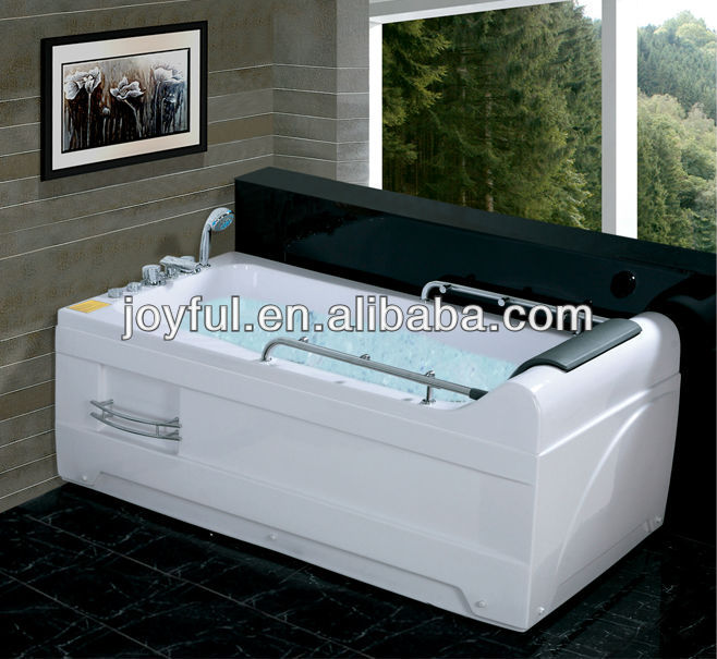 single whirlpool tub TMB017