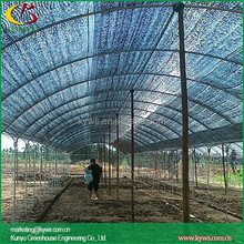 Shade house for agriculture Vegetable garden sun shade netting