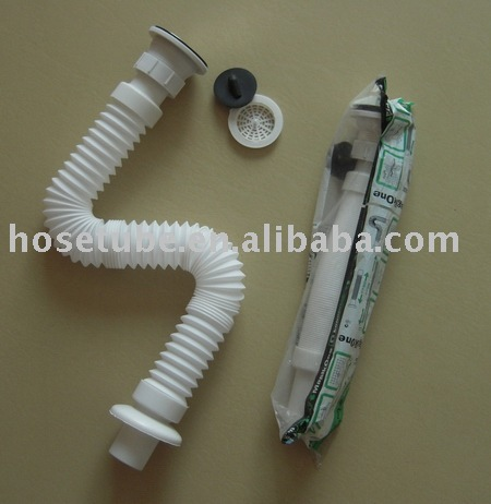Flexible Plastic Waste Pipe