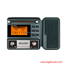 GE100 Guitar Multi-Effect Processor with High Brightness LCD Display and 180 second Looper