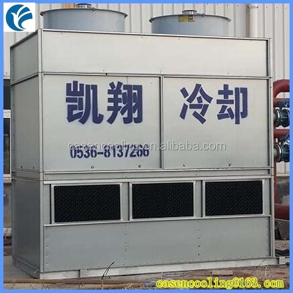 Power Plant Water Treatment Closed Cooling Tower Manufacturer