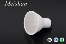 Factory price warm color gu10 led bulb 5w 3000k IC driver