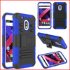 Drop resistance PC+TPU hybrid armor case for Motorola moto G4 Belt clip holster case for moto G4