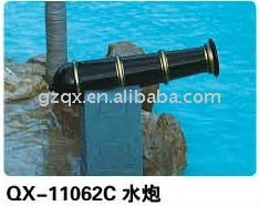 Hot !!! New design water cannon swimming pool equipment