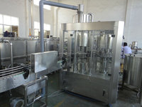 Bottled Water Washing Filling Capping Three in One Machine