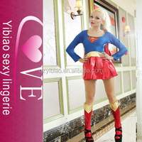 Wholesale www sexy com Girl Superman Costume