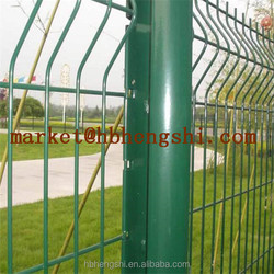 Metal Frame Material and Eco Friendly,FSC,Easily Assembled Feature welded wire mesh fencing